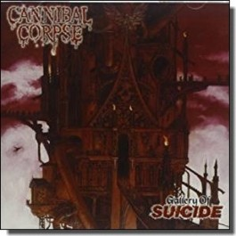 Gallery of Suicide [CD]