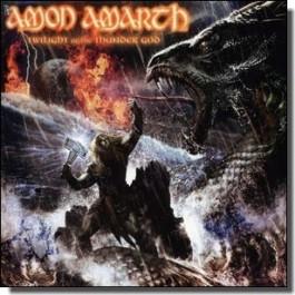 Twilight of the Thunder God [CD]