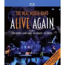 The Neal Morse Band: Alive Again [Blu-ray]