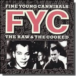 The Raw & The Coocked [CD]
