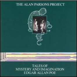 Tales of Mystery and Imagination: Adgar Allan Poe [CD]