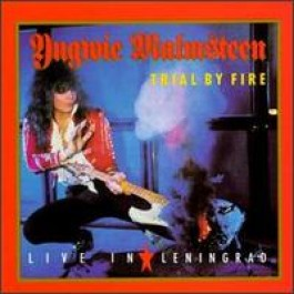 Live in Leningrad: Trial by Fire [CD]