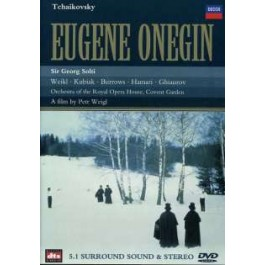 Eugen Onegin [DVD]
