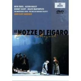 Le Nozze di Figaro / Die Hochzeit des Figaro [DVD]