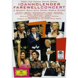 Ioan Holender Farewell Concert: Live From the Vienna State Opera [2DVD]