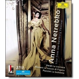 Live from the Salzburg Festival [3Blu-ray]