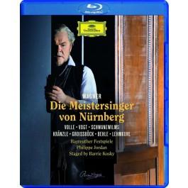 Die Meistersinger von Nürnberg [Blu-ray]