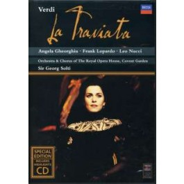 La Traviata [2DVD]