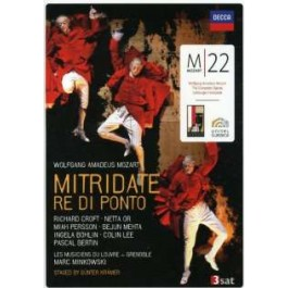 Mitridate, Re di Ponto [2DVD]