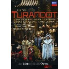 Turandot [DVD]