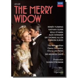 The Merry Widow [2DVD]