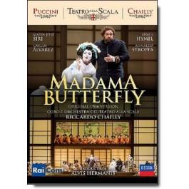 Madama Butterfly [2DVD]