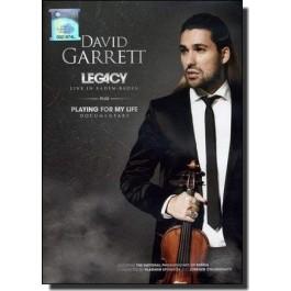 Legacy - Live in Baden-Baden [DVD]
