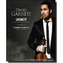 Legacy - Live in Baden-Baden [Blu-ray]