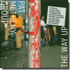 The Way Up [CD]