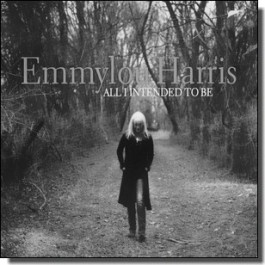 All I Intended to Be [CD]