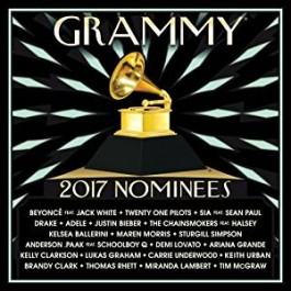 2017 Grammy Nominees [CD]