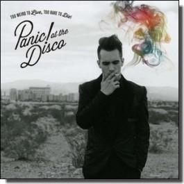 Too Weird To Live, Too Rare To Die! [CD]