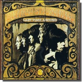 Last Time Around [CD]