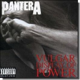Vulgar Display of Power [CD]