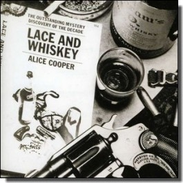 Lace and Whiskey [CD]