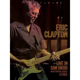 Live In San Diego 2007 with Special Guest J.J. Cale [Blu-ray]
