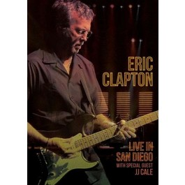Live In San Diego 2007 with Special Guest J.J. Cale [DVD]