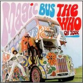 Magic Bus [CD]