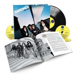 Leave Home [Limited 40th Anniversary Box] [LP+3CD]