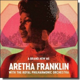 A Brand New Me (with The Royal Philharmonic Orchestra) [CD]