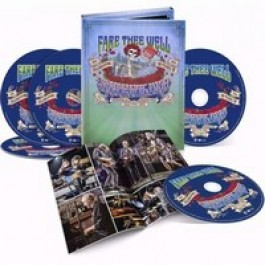 Fare Thee Well: Celebrating 50 Years of Grateful Dead [2Blu-ray+3CD]