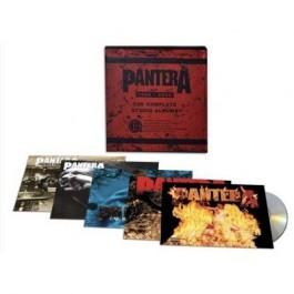 The Complete Studio Albums 1990-2000 [5CD]