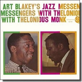 Art Blakey's Jazz Messengers with Thelonious Monk [CD]