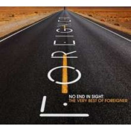 No End In Sight: The Very Best of Foreigner [2CD]