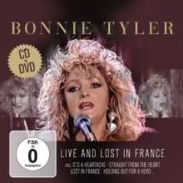 Live And Lost In France: Live in Germany 1993 [CD+DVD]