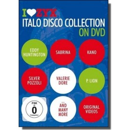 Italo Disco Collection [DVD]