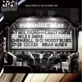 Live at the Fillmore East [CD+DVDA]