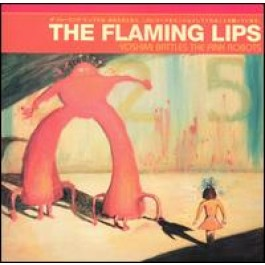 Yoshimi Battles the Pink Robots [CD]