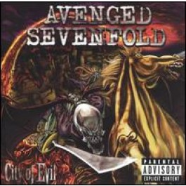 City of Evil [CD]