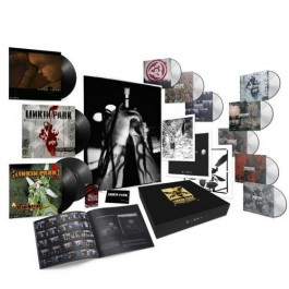 Hybrid Theory [20th Anniversary Super Deluxe Box] [4LP+ 5CD+ 3DVD+ MC+ Book]