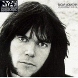 Sugar Mountain: Live At Canterbury House 1968 [CD+DVD]