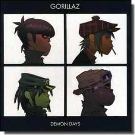 Demon Days [CD]