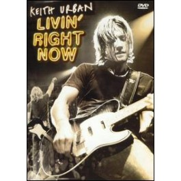 Livin' Right Now [DVD]