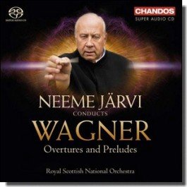 Conducts Wagner: Overtures and Preludes [SACD]