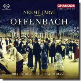 Conducts Offenbach [SACD]