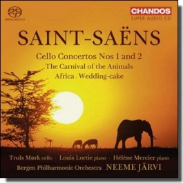 Cello Concertos Nos 1 and 2 [SACD]