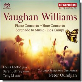 Piano Concerto | Oboe Concerto [Super Audio CD]