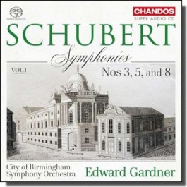 Symphonies Nos. 3, 5 & 8 [Super Audio CD]