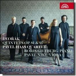 Quintets Op. 81 & 97 [CD]