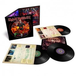 Nights Of The Dead (Live In Mexico City) [3LP]